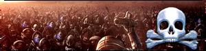 Combat Mastery Dog of War Banner