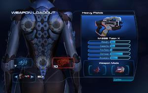 ME3 combat - squadmate loadout limitation