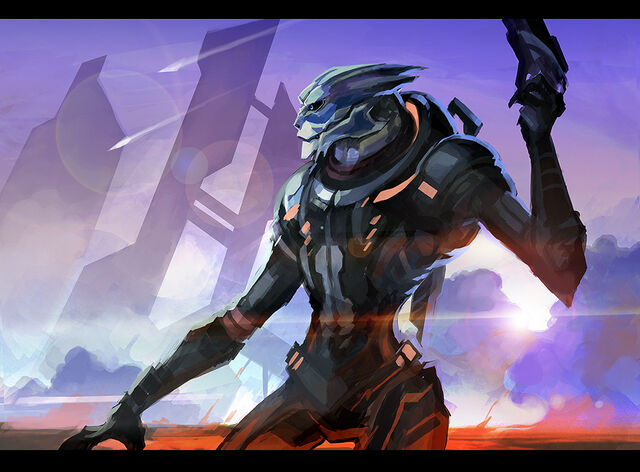 File:Garrus by sandara.jpeg