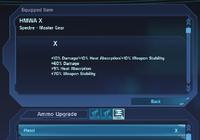 X Ammo Upgrade