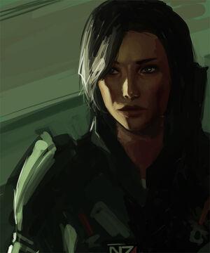 Shepard by k atrina