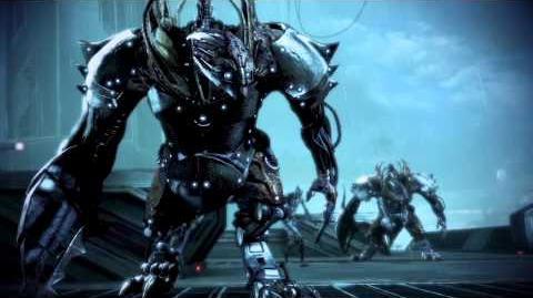 Mass Effect 3 Leviathan Trailer
