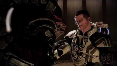 Mass Effect 2 - Meeting Wrex again