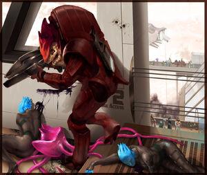 Krogan Bloodshed