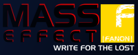 Mass Effect Fanon Logo small png