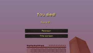 Death Screen