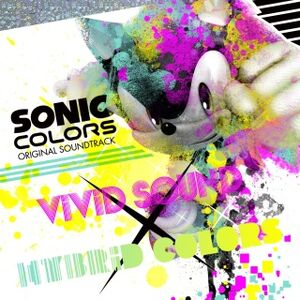 Sonic Colors Original Soundtrack Vivid Sound × Hybrid Colors Vol. 1 - Various Artists