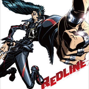 REDLINE OST - James Shimoji