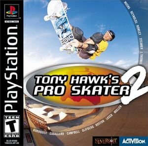 Tony Hawk's Pro Skater 2 - Various Artists