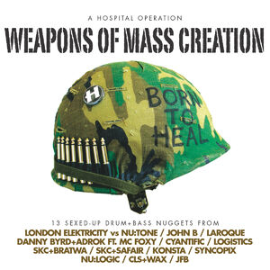 Weapons of Mass Creation Vol.1 - Various Artists