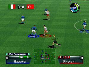 International Superstar Soccer 98