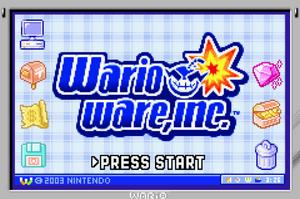 WarioWare, Inc Mega Microgames