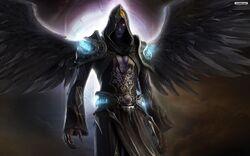 Dark angel wallpaper 26401