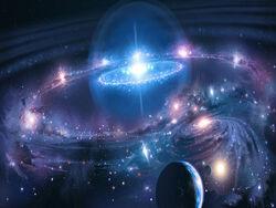 Fantastic universe Wallpaper j7jwx