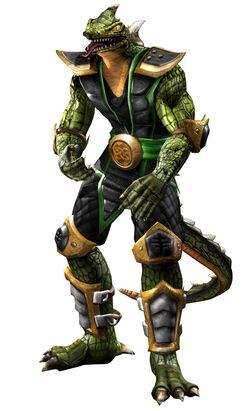 MKDA Reptile
