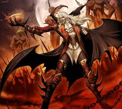Dracula by GENZOMAN