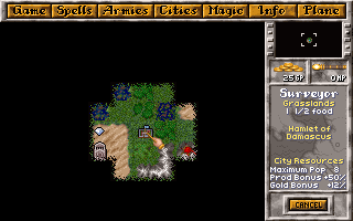 Nomads Gold Bonus Example