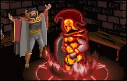 Summon FireGiant