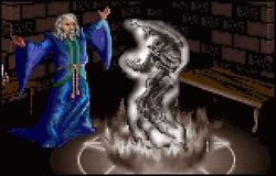 Summon MagicSpirit