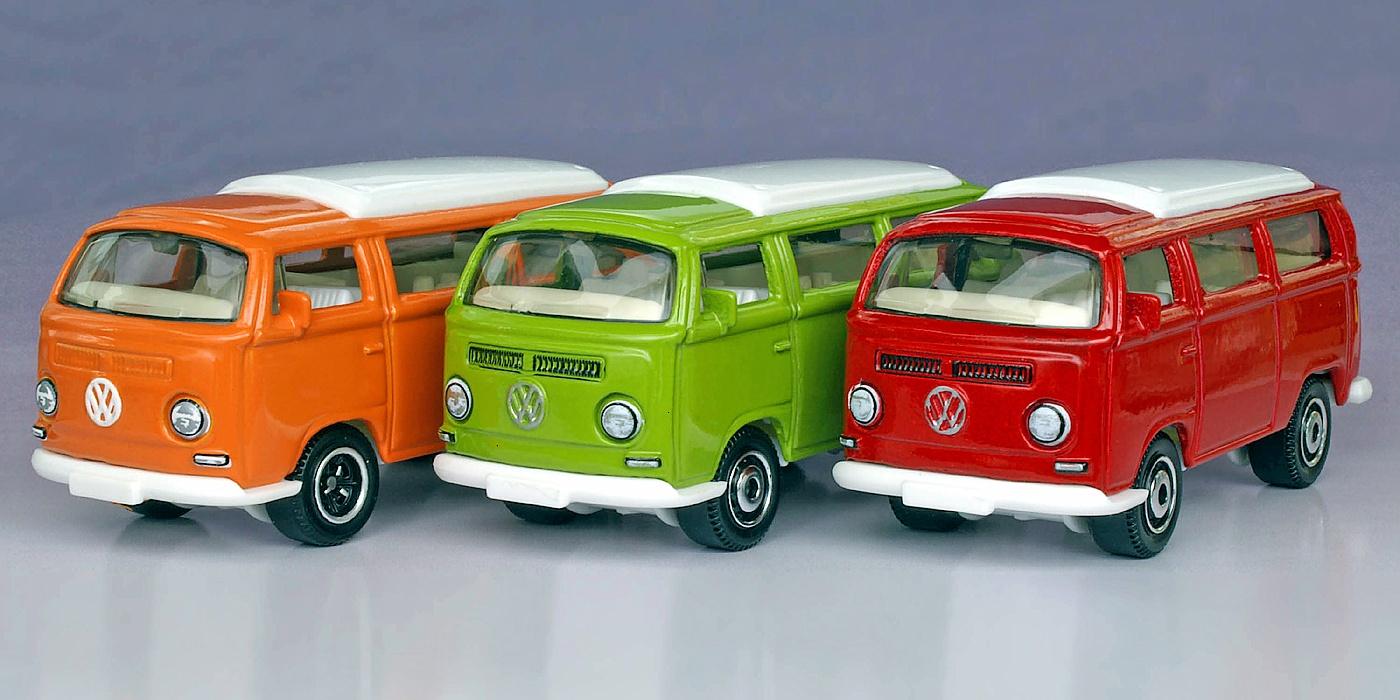 Volkswagen (T2) Bus (1970)   Matchbox Cars Wiki   FANDOM ...