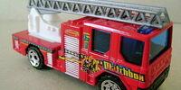 Dennis Ladder Truck