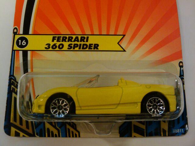 File:Ferrari 360 spider yellow.jpg