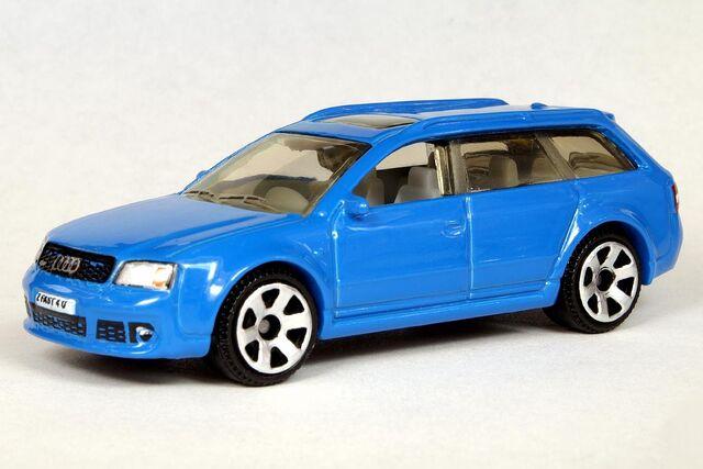 File:Blue Audi RS6 Avant - 6702df.jpg