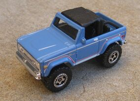 Ford Bronco 4x4 - 1972