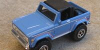 Ford Bronco 4x4 (1972)