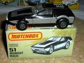 Midnight Magic (USA 81-83)