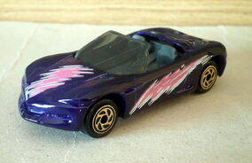 Corvette Stingray III (1994)