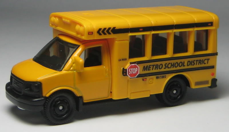Gmc school bus matchbox cars wiki fandom powered by wikia for Garage mj auto