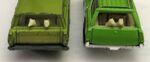 Mercury Commuter and Olds Vista Cruiser dogs 20131216 JSCC