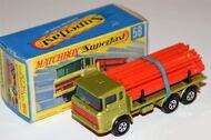 DAF Girder Truck (1971 SF)