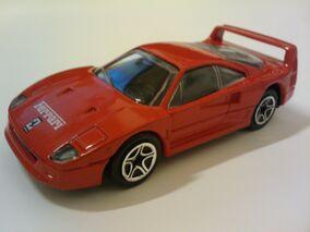 Super Stars Ferrari F40