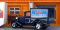 Model A Ford Van