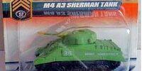 M 4 Sherman Tank