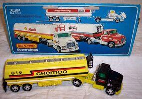 Articulated Petrol Tanker (1982-84)