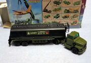 Articulated Army Petrol Tanker (1974-1980