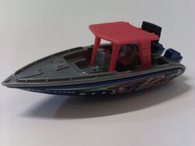 50th Sea Speeder