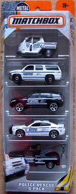 Police Rescue (2016 5 Pack)