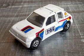 Peugeot 205 Turbo 16 (1984-1989)