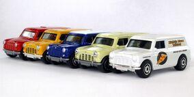 Austin Mini Vans - 8841df