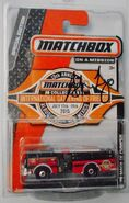 2015 Matchbox MCCH 13th Annual Gathering 75' MACK CF PUMPER Special Dinner Car