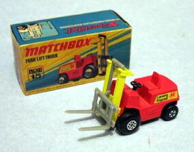 Fork Lift Truck (MB15)