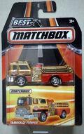 Best of Matchbox 2016 Mack CF Pumper