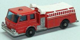 6629 Fire Pumper Truck