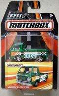 Best of Matchbox 2016 Dodge A100 Pickup