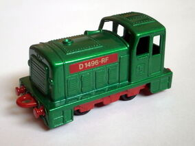 Shunter Cast