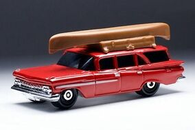 Chevy Wagon 1959 (2017 1-125)